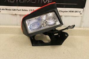 97 04 Chevrolet Corvette C5 Passenger Headlight Assembly Red 16523678 OEM RH GM