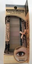 Physicians Formula Shimmer Strips Eyeshadow And Liner Natural Nude Eyes 7869 NEW