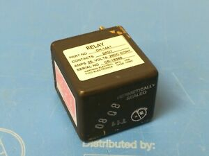 Hartman Tyco DH-14AT SPDT-NO-DB 25A 28VDC Chassis Mount Relay