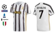 Trikot Adidas Juventus Turin 2020-2021 Home - Ronaldo 7 I Juve CR7 UCL Serie A