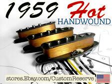 CR® CUSTOMSHOP 1959 HOT CALIBRATED PICKUP SET HANDWOUND A5 FOR FENDER STRAT USA