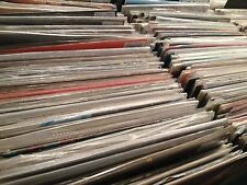 "JOB LOT OF 120 OLD SCHOOL HOUSE 12""s-FREE UK P&P-BARGAIN!!!!!!!!!!!!!!!!!!!!!!!!"