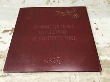 Boyd Rice & Fiends Registered Three Autographed CD  Death In June Der Blutharsch