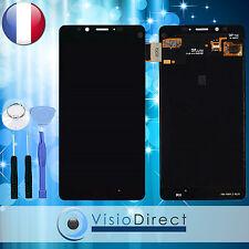Ecran complet pour Nokia Lumia 950 noir vitre tactile + ecran LCD + outils