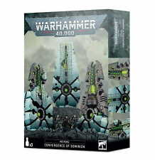 WARHAMMER NECRONS: CONVERGENCE OF DOMINION - NEW/BOX
