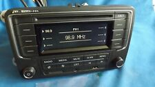 VW RCD 310 CAR MP3 CD PLAYER - GOLF PASSAT TOURAN CADDY SCIROCCO POLO 08 + car