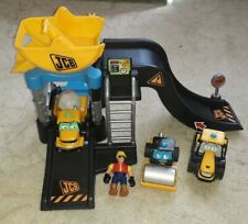 Joey JCB Playset with 3 vehicles