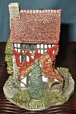 Lilliput Lane * Four Seasons * Signed 1987 * Vintage Miniature Masterpiece w/Box