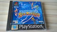 PS1 PLAYSTATION 1 PSone GAME THE AMAZING VIRTUAL SEA-MONKEYS PAL RARE RETRO GAME