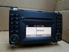 Radio CD Mp3 Mercedes W169 W245 A B Klasse Vito Sprinter Alpine MF2830 Bluetooth