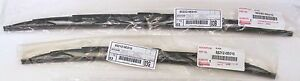 LEXUS OEM FACTORY FRONT WIPER BLADE SET 2004-2006 RX330 / 2007-2009 RX350/400H