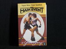 The Main Event. Film Soundtrack. Cassette tape. 1979. Made In Australia