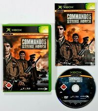 2006 Eidos / Microsoft Xbox Commandos Grève Force Allemagne Pal Emballage 2.