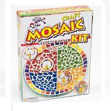 Mandala Art Mosaic Round Plate Craft Kit For Adults & Older Children *Aust Brand