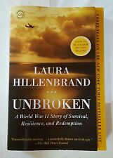 Unbroken: A World War II Story of Survival, Resilience, and Redemption by Hille