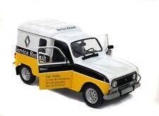 Renault 4L F4 Van Renault Service 1975 SOLIDO 1:18 SL1802202