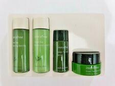 (innisfree) green tea special kit EX 4 items (Skin + Lotion + Cream + Serum)-new
