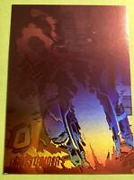 FREE Shipping 1992 Impel Marvel Holo Foil Hologram Chase Card H-5 Ghost Rider