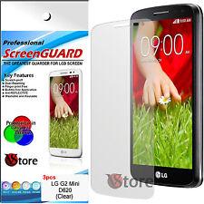 3 Para La Película Lg G2 G 2 Mini g II 2 D620 Proteger Guardar Pantalla LCD