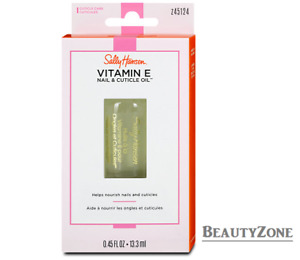 SALLY HANSEN VITAMIN E NAIL & CUTICLE OIL Z45124