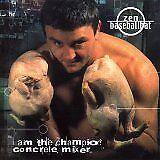 ZEN BASEBALLBAT - I am the champion concrete mixer - CD Album
