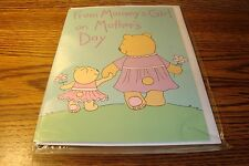 Mothers Day Card * From Mommy's Girl on Mother's Day * New-Sealed c13