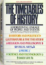 The Timetables of History: A Horizontal Linkage of People and Events, Based on W