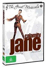 CALAMITY JANE  1953 = DORIS DAY  HOWARD KEEL = SEALED