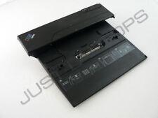 IBM Lenovo Thinkpad T40P X30 X31 X32 Docking Station PORT REPLICATOR II 40y8139