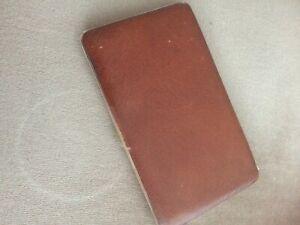 Vintage Colibri Brown Cigarette Case