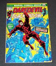 1973 DAREDEVIL BLK WIDOW # 100 vf+ Mindstorm!     [SHPG: up to 80 Comics: $13]