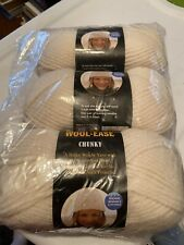New listing Lot of 3 Wool-Ease Chunky Yarn color Fisherman