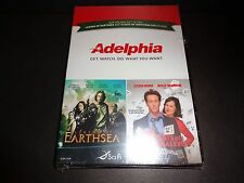 LEGEND OF EARTHSEA-a SCI FI fantasy & 12 DAYS OF CHRISTMAS EVE-Double feature