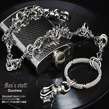 Guntwo Korean Mens Fashion Wallet Chains - Biker Big Ring Jean Chain C1151 US
