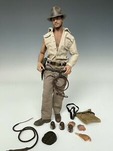 Sideshow Collectibles Indiana Jones Temple of Doom 1/6 Scale Figure Hot Toys