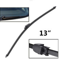 "13"" Tailgate Rear Windshield Wiper Blade For Skoda Fabia Roomster VW Golf"