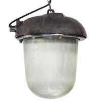 Deckenleuchte Industrielampe Rademacher Lampe Bauhausstil Loft
