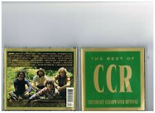 CCR 2 CD SET.GREATEST HITS.THE BEST OF.CREEDENCE CLEARWATER REVIVAL.JOHN FOGERTY