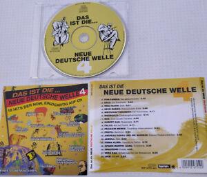 DAS IST DIE ... NEUE DEUTSCHE WELLE - NR. 4 CD REP 4755