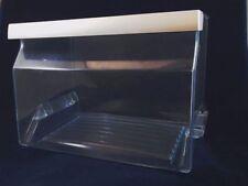 BOSCH REFRIGERATOR freezer drawer base. complete Part #: 00673128 ALT 00711939