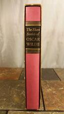 The Short Stories Of Oscar Wilde - 1968 Heritage Press Edition HB With Slipcase