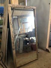 Large Coast Redwood Mirror Hand Made Wooden frame