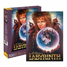 Jim Hensons Labyrinth 500 Piece Jigsaw Puzzle NEW