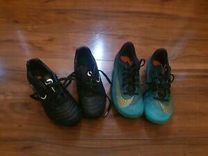 Boys' Football Boots Size 13 Football