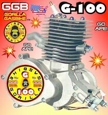 New 80cc/100cc 2-Stroke Motorized Bike Engine Only For Motorized Bikes And Kits