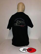 So-Cal t-shirt Jimmy Shine pickup BLACK sz XXL rear print hot rod 32 ford chev