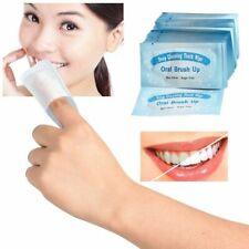 10x White Effects Dental Whitestrips Advanced Teeth Strips Stripe Whitening G8O1