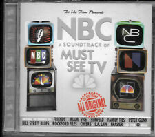 NBC: A Soundtrack of Must See TV by Original Soundtrack Dec-2003 Audio Music CD
