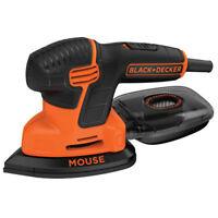 Black & Decker BDEMS600 1.2-Amp 14,000-Opm 3-Position Mouse Detail Sander