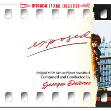 Exposed - Complete Score - Limited Edition - OOP - Georges Delerue